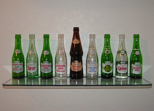 Dating canada dry bottles