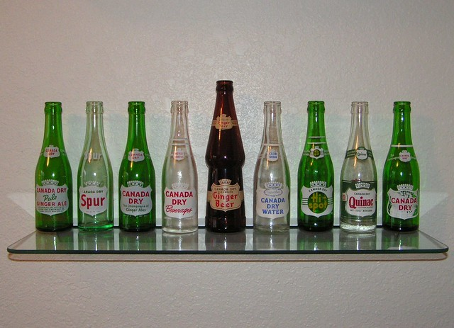 Dating canada dry bottles ale small