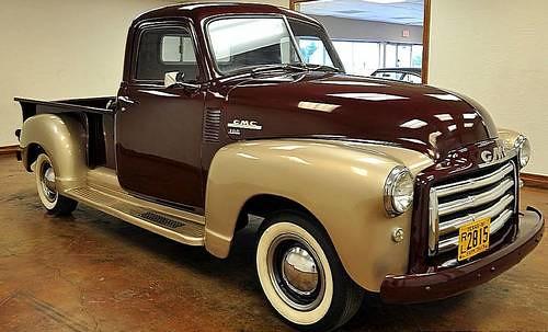 1950 Gmc Pickup Carandclassic Co Uk Willem S Knol