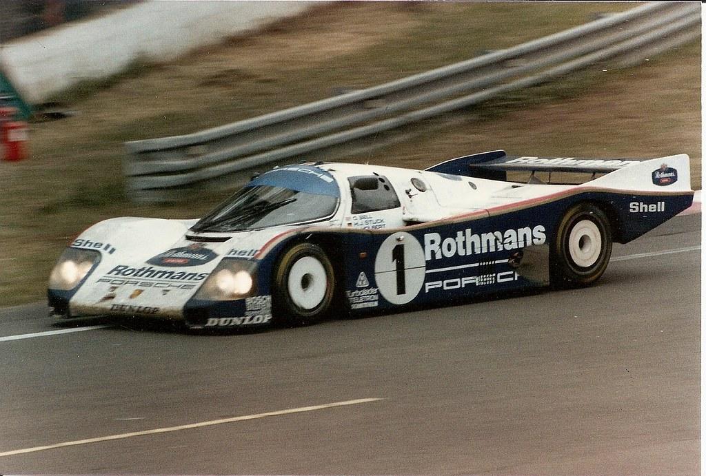 Porsche 962c Le Mans 1986 The Winning Hans Joachim