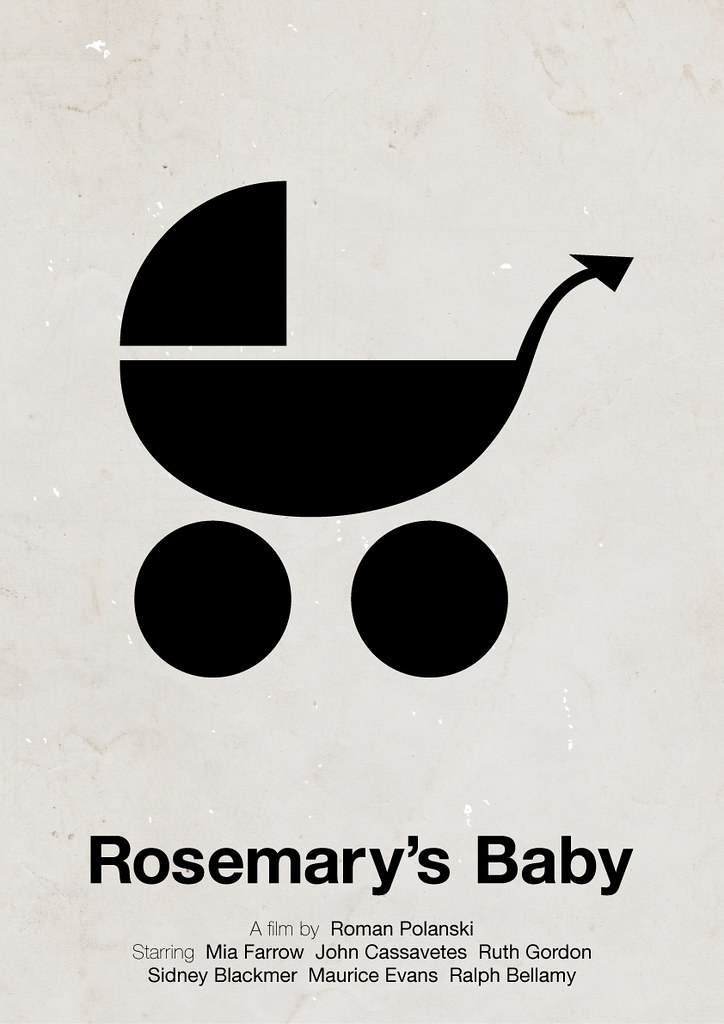 Rosemary S Baby Chocolate Mousse