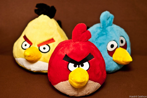 Angry Birds | by Harshit Sekhon