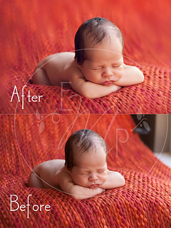 kbnewborn_02_08_11-175_before-after | by Earth Mama Photog