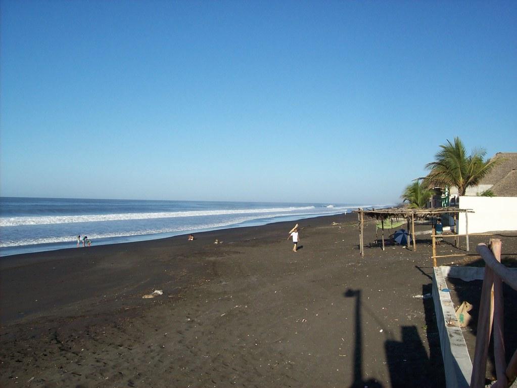Playa Hawaii Monterrico Santa Rosa Guatemala Kaldimar