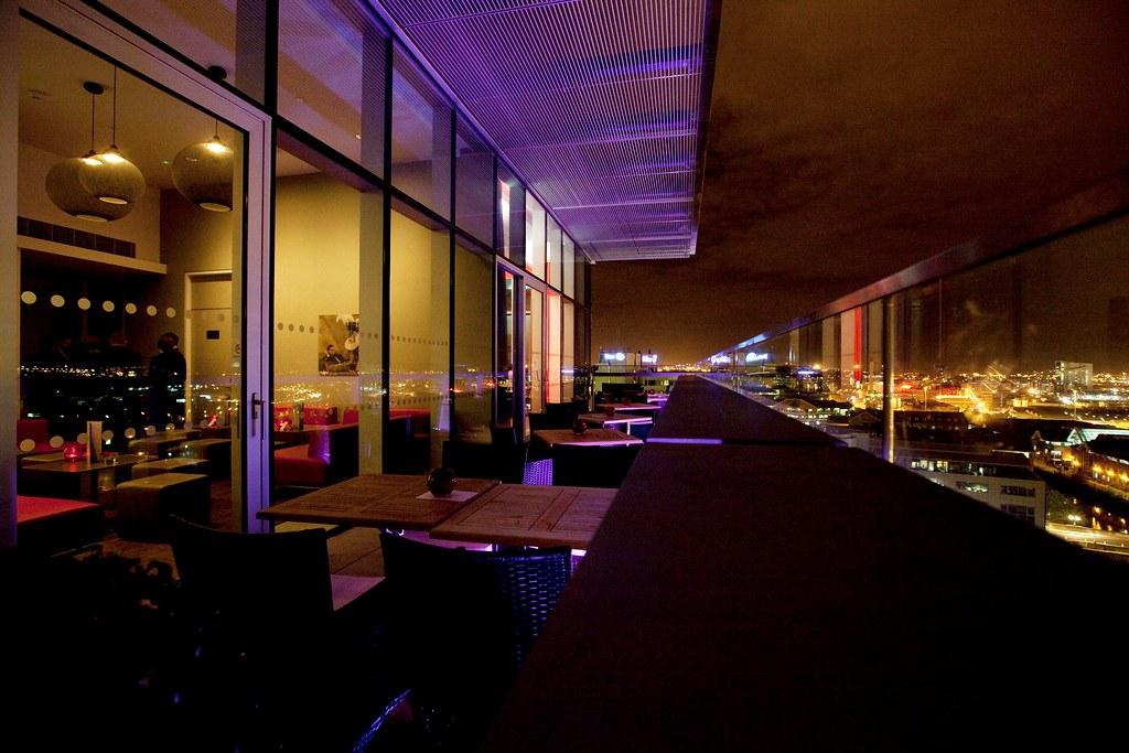 Double Tree Hotel Nyc Fidi Restaurant