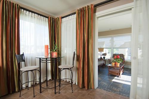 Rideau pour fenetre coulissante rideau pour baie vitree for Rideau porte fenetre coulissante
