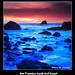 San Francisco Lands End Sunset