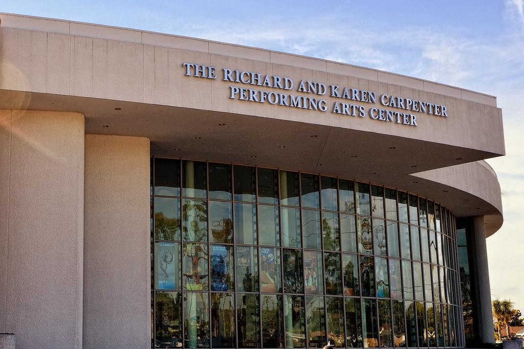 Long Beach Performing Arts Center Long Beach Ca