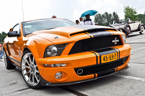 Shelby Gt500 Super Snake The Modern Muscle Car King Flickr