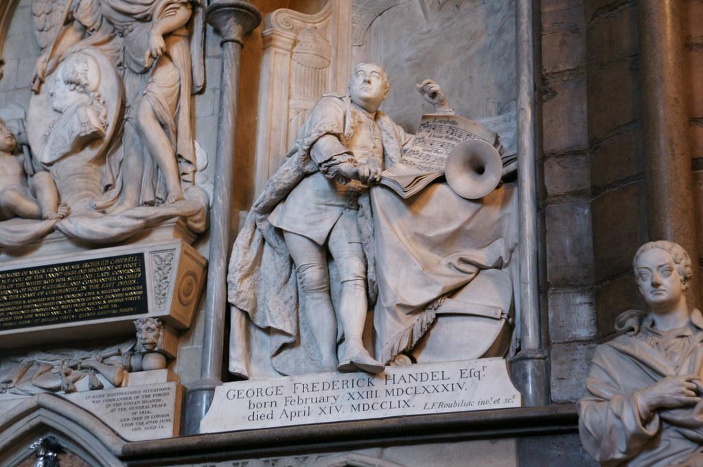 commentary on john betjeman s in westminster abbey