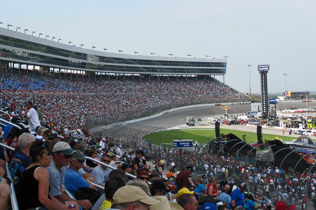 Texas Motor Speedway 9 Richard Lawry Flickr