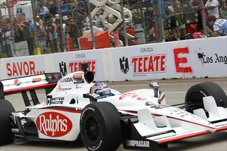Paul Tracy at Long Beach | by IndyCar Series