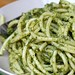 Bucatini with Garlicky Nettle Pesto 3