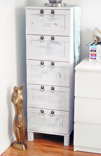 Ikea Dresser Hack+Ikea chest of  drawers makeover | by ...love Maegan