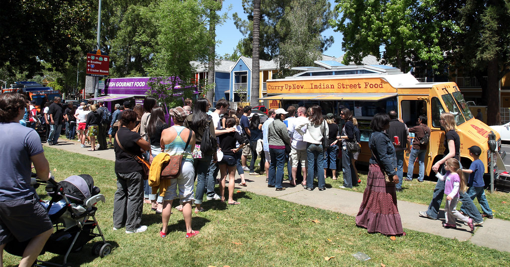 Food Truck Savor Growl