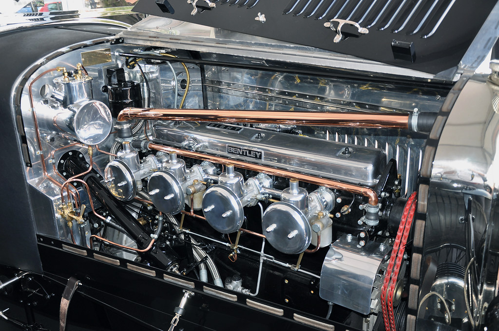 Engine: Bentley B80/81 | Monaco Motor Legend 2011 8 ...