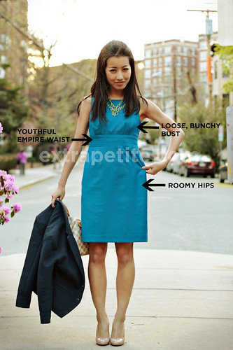 BlueGreen5_dressfit copy | by ExtraPetite.com