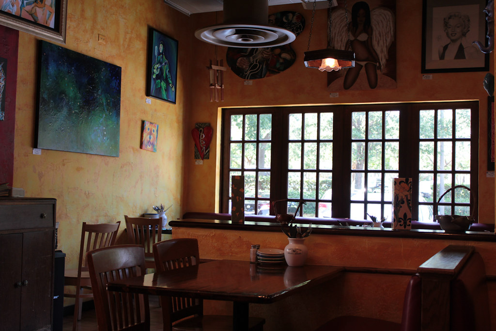 Cafe Tutu Tango Drinks Menu