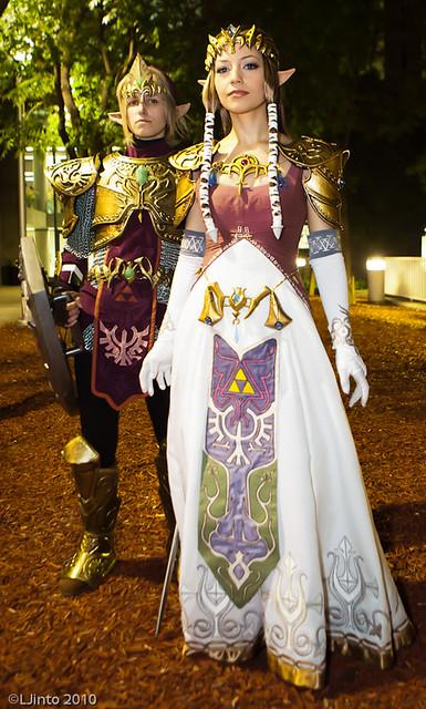 Fanime zelda twilight princess 6 flickr photo sharing for Legend of zelda wedding dress