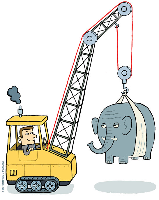 Pulleys In Cranes : How machines work pulley ? allan sanders compound