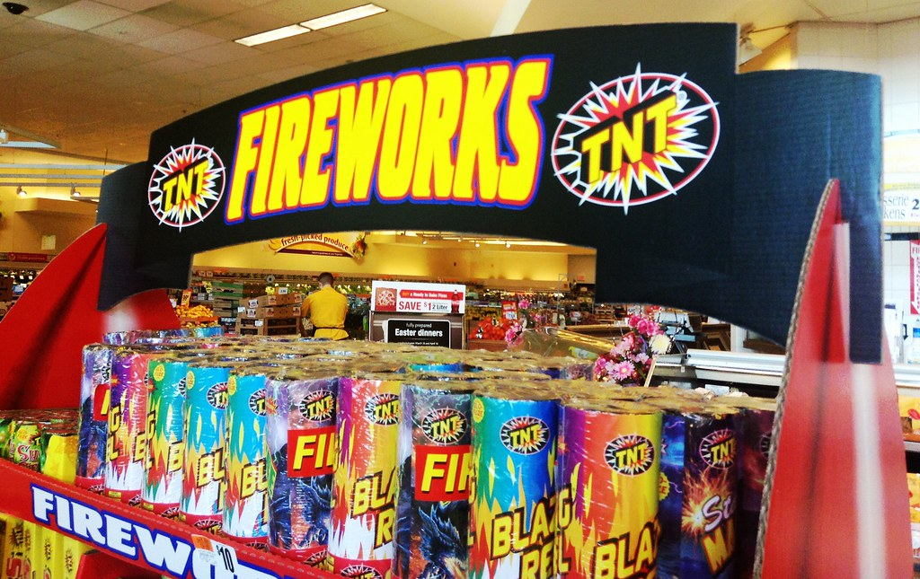 What Is A Consumer Report >> TNT Fireworks Display at Stop and Shop Stores #Fireworks #… | Flickr