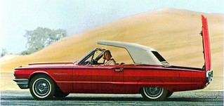 1964 Ford Thunderbird Convertible | by coconv