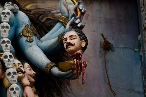 Singapore - Little India, kali ma detail | by Tommaso Meli