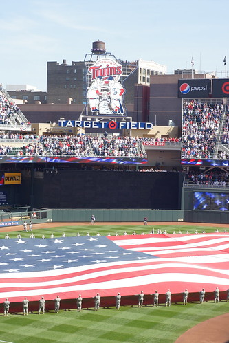 Twins Home Opener | by molly.mogren