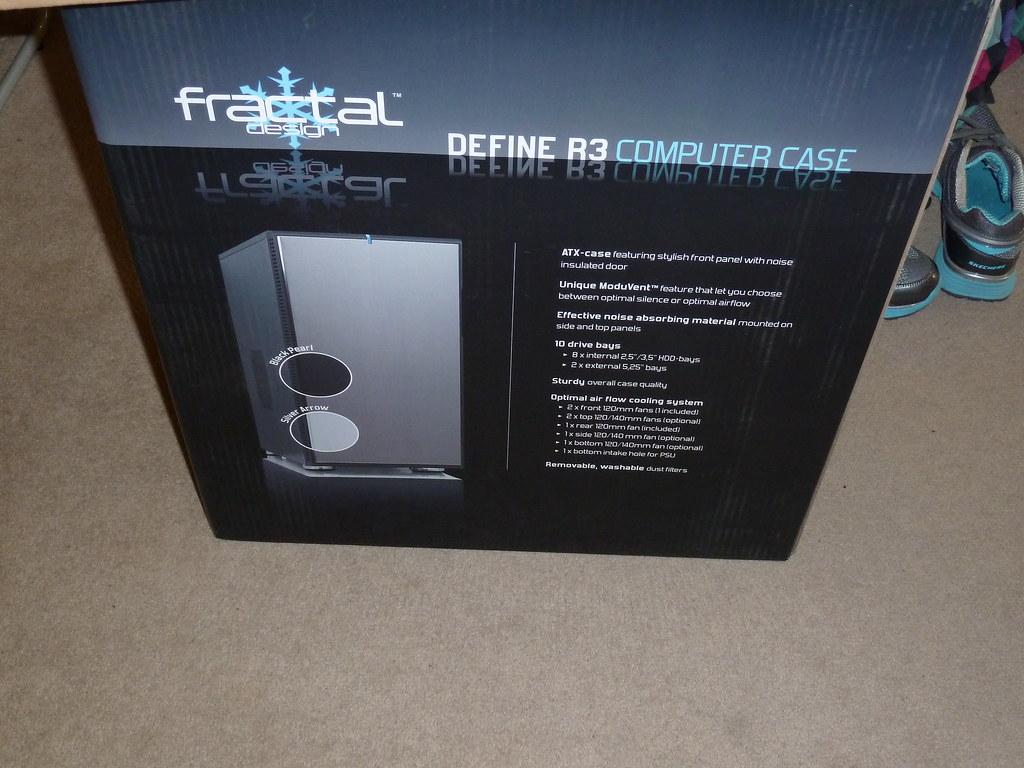 R Fractal Design Build