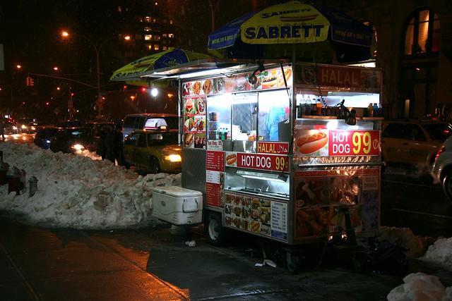Sabrett Hot Dogs Austin Tx