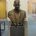 Bust of Dr. Howard C. Naffziger