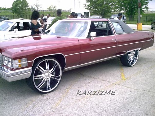 1974 Cadillac Coupe Deville Flickr Photo Sharing