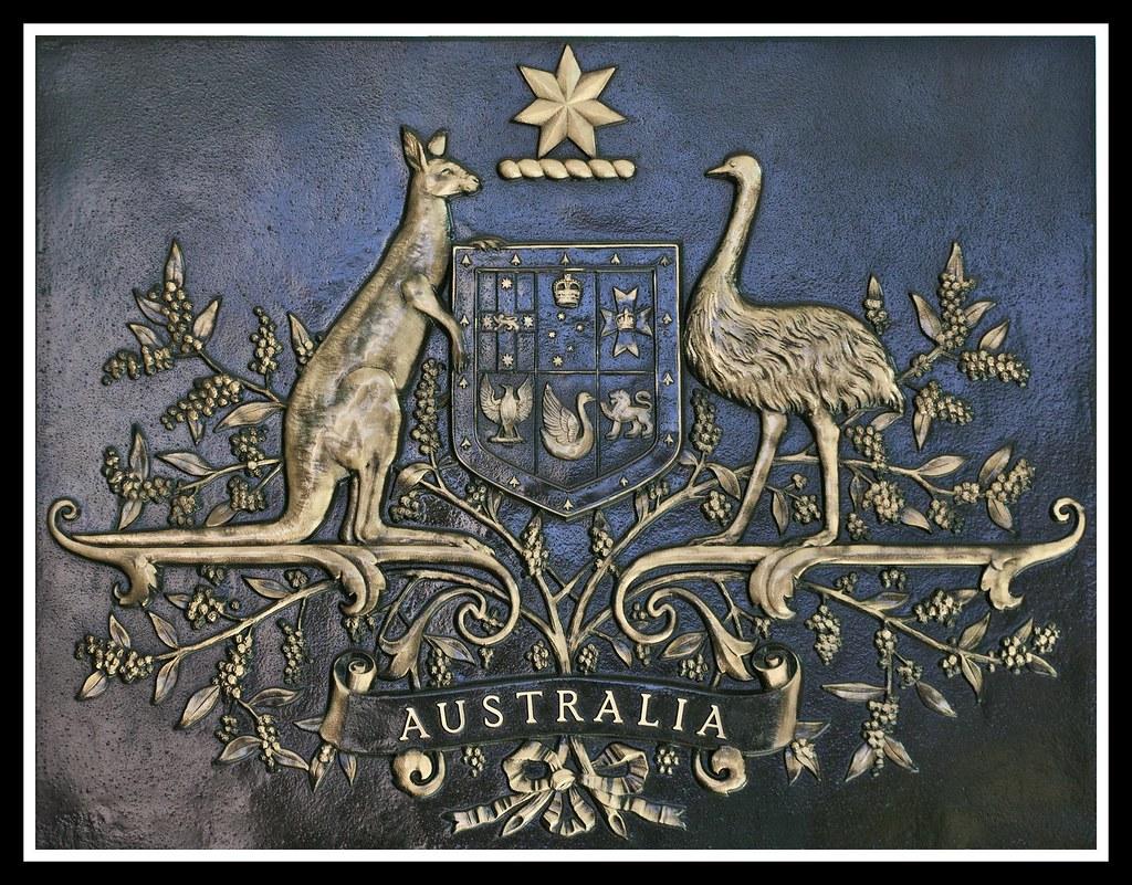 Australian Coat of Arm...