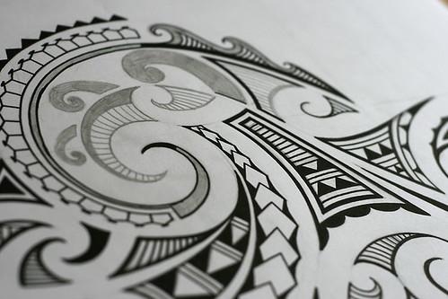 photo maori tattoo design images flickr photo sharing. Black Bedroom Furniture Sets. Home Design Ideas