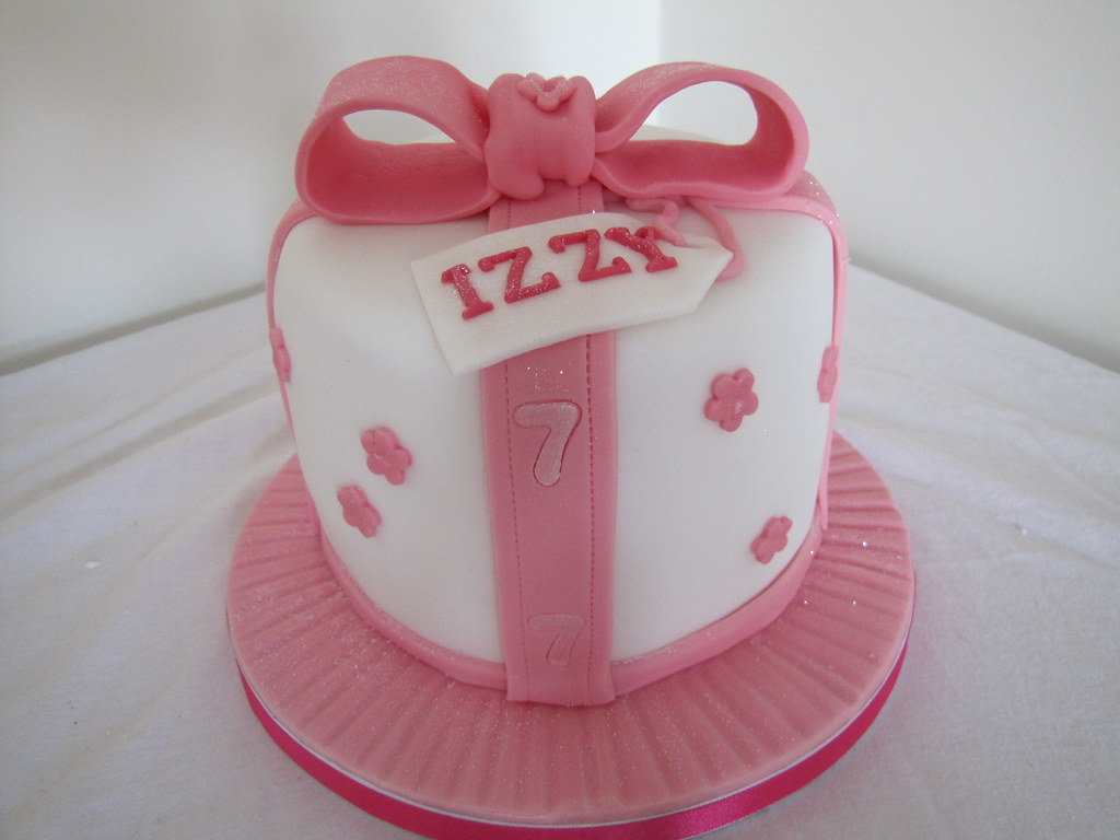 Birthday Cake Images Small : Small birthday cake I made this for my daughter s ...
