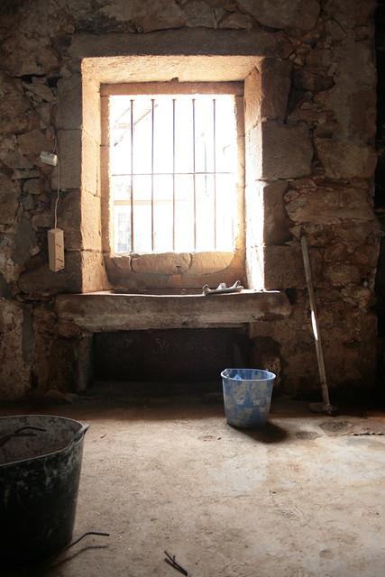 Fregadero de piedra estado actual en el que se encuentra - Fregaderos de piedra ...