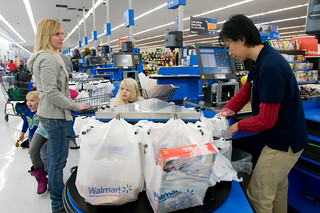 Walmart Grocery Checkout Line in Gladstone, Missouri | by Walmart Corporate