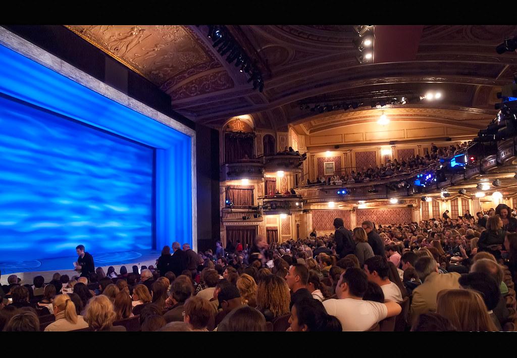 The Winter Garden Theatre Broadway Nyc Mamma Mia