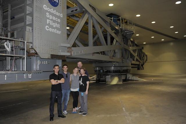 Seth Green Visits Goddard Space Flight Center | Flickr ...