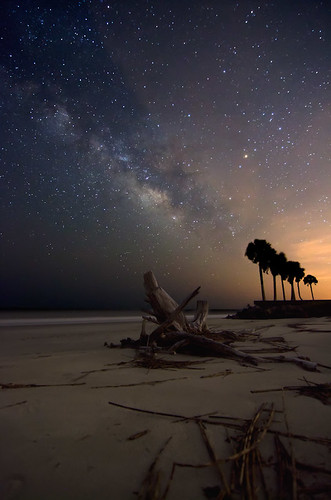 Sea Island Milky Way | by Blake Perdue