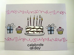 Celebrate all day by Hannah Nicole F
