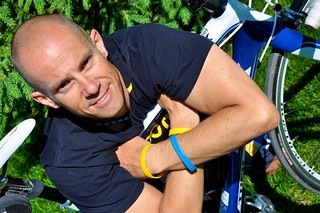 Darryl Kotyk | by LIVESTRONG Foundation