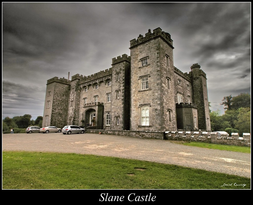 slane castle slane castle history a brief history by