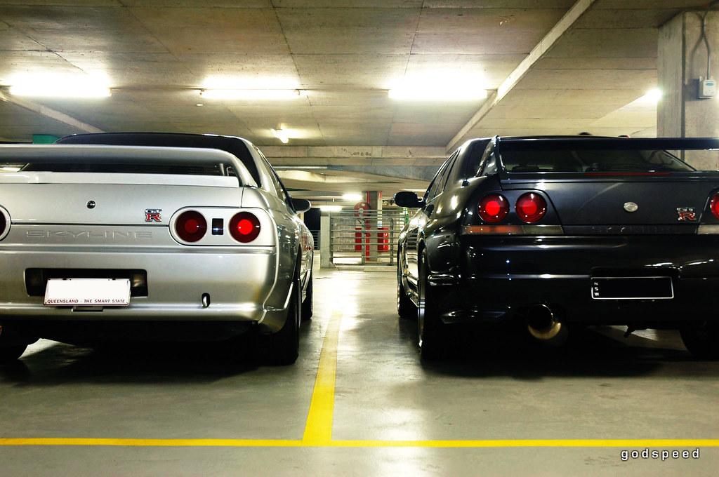 Nissan Skyline R32 And R33 Gt R Re Edit Skylines