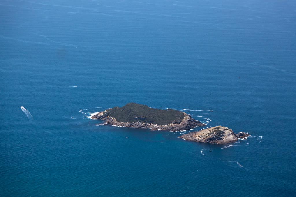 Guano Islands Map