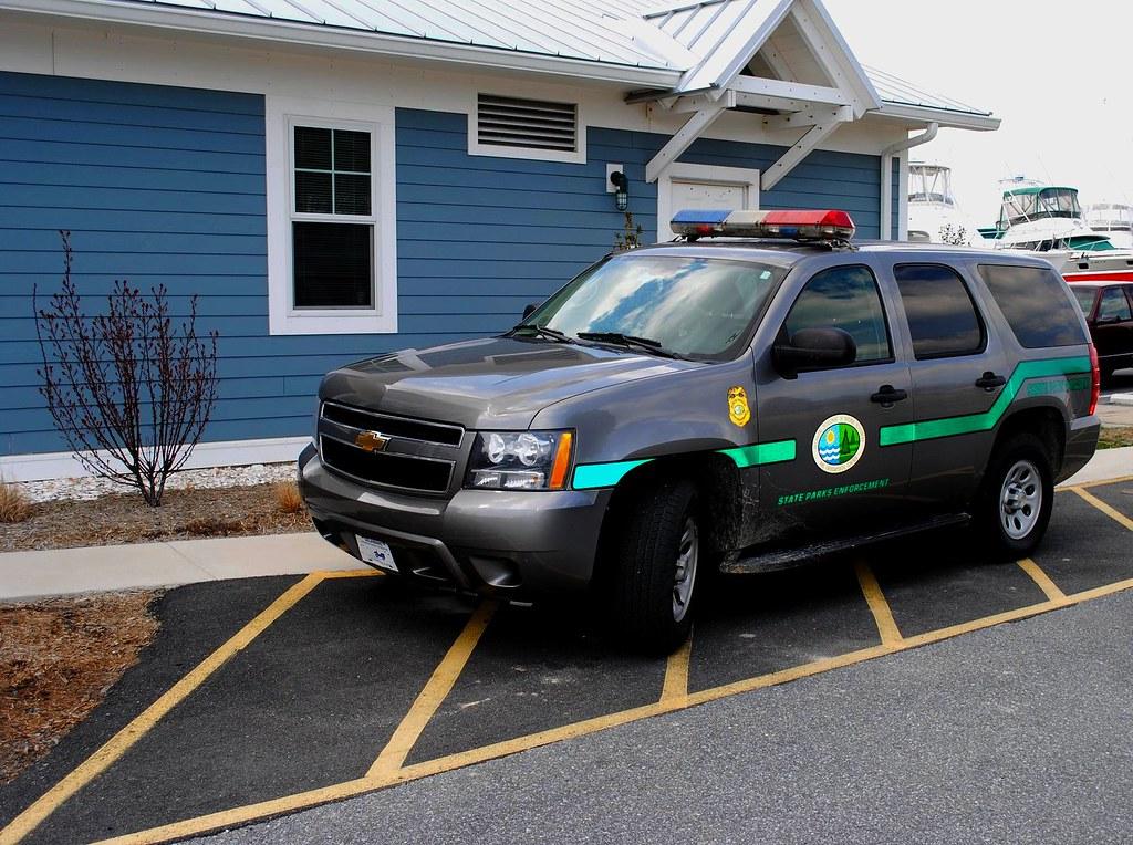 Delaware State Park Ranger Truck Delaware State Park
