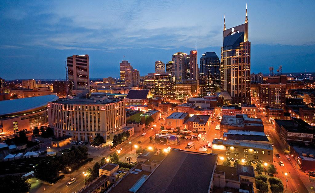 Nashville Skyline | Nashville Skyline | Vanderbilt ...