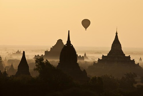 Bagan sunrise - Myanmar | by David Michel