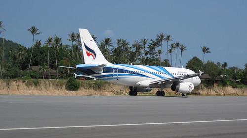 今日のサムイ島 10月3日 バンコクエアウェイズプロモーション11/1-12/10搭乗分