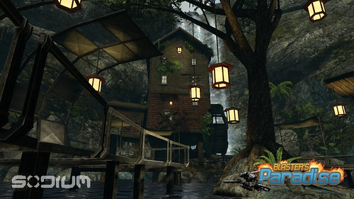 PlayStation Home: Sodium-House | by PlayStation.Blog